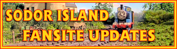 Sodor Island Fansite Updates