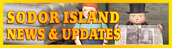 Sodor Island News and Updates