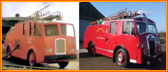 Series 5's Fire Engines were built by Chris Lloyd