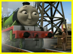 Henry with the Railway Coal Inspector