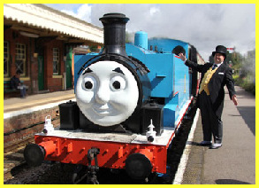 A new face for Thomas at the DOWT events!