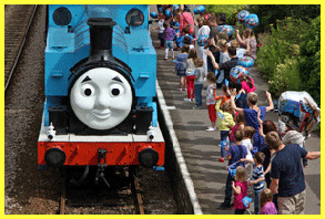 Day Out With Thomas 2012+