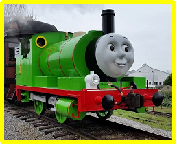 Day Out With Thomas USA Percy