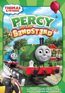 Percy and the Bandstand DVD (2009)
