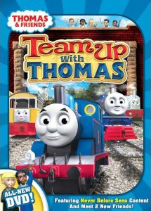 Team Up With Thomas DVD (2009)