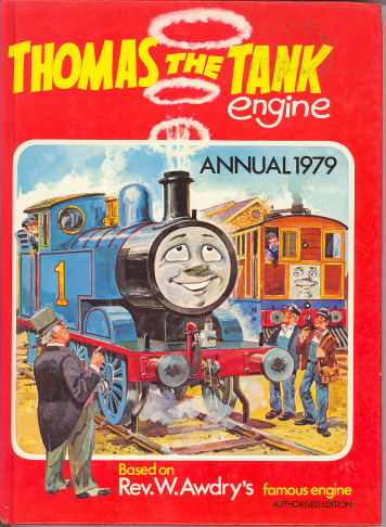 1979 Annual illustrated by Edgar Hodges
