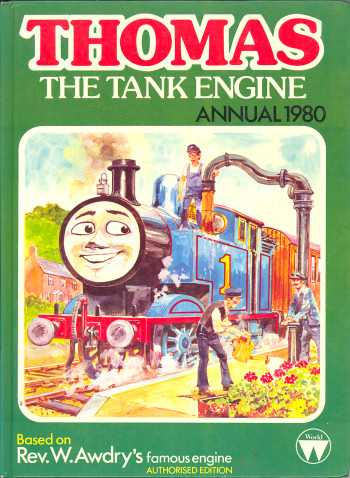1980 Annual illustrated by Edgar Hodges