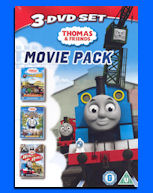 3 DVD Movie-Pack