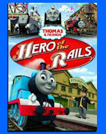 Hero of the Rails - Australian DVD