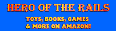 Hero of the Rails on Amazon!