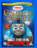 Thomas & Friends - The Complete Series 12 DVD