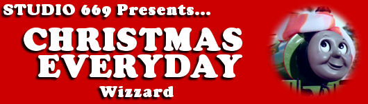 Wizzard's Christmas Everyday