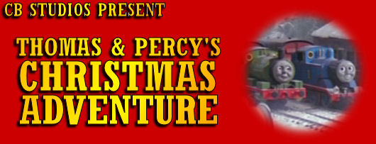 Thomas & Percy's Christmas Adventure