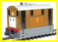 Bachmann Large Scale Toby (2013)