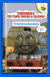 Buzz Book for Tender Engines
