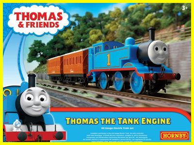 Hornby Thomas the Tank Engine Set - 2015
