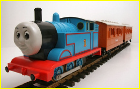 LIONEL Trains'  G scale Thomas