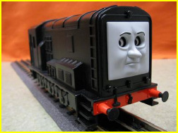 Lionel's O scale model of Diesel