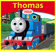 My Thomas Story Library - Thomas