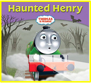 My Thomas Story Library - Haunted Henry