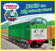 My Thomas Story Library - BOCO