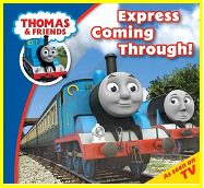 Thomas Story Time - Express Coming Through
