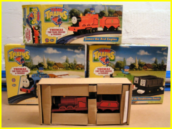 TOMY TRAINS range