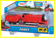 New Trackmaster design for James