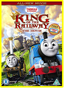 King of the Railway DVD (2013)