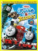 Spills & Thrills DVD (UK-2014)