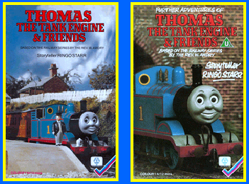 The first UK Thomas videos
