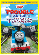 Trouble on the Tracks DVD (USA-2014)