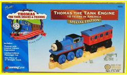 "Wooden Railway ""Thomas 10 Years in America"""