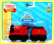 Wooden Railway Early Engineers James (2010)