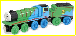 Wooden Railway Henry variant  (2005)