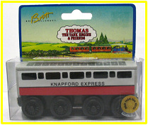 Wooden Railway Knapford Express