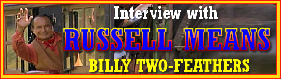 Interview with Russell Means