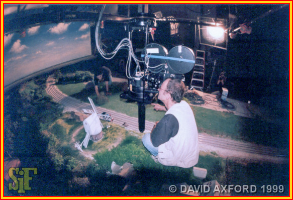 Steve Asquith on the Windmill Set