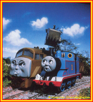 Thomas and Diesel-10