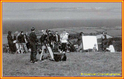Isle of Man filming