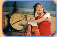 The Shining Time Station clock is broken :(