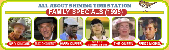 About the Shining Time Station  Family Specials