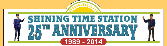 Shining Time Station's  25th 1989-2014