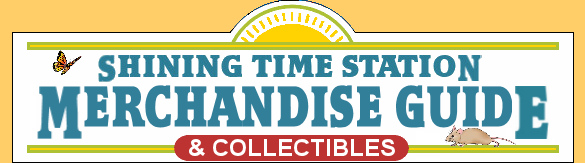 Shining Time Station Merchandise Guide