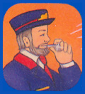 06 - Conductor whistle