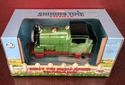 ERTL Percy with Pullback Motor