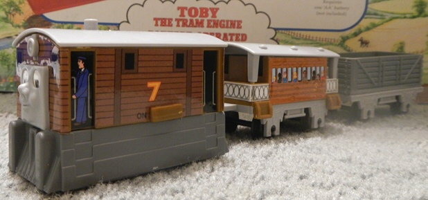 Nylint Toby the Tram Engine Playset (# 8848)