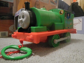 Nylint Pull-A-Long Percy (1992)
