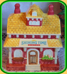 Shining Time Station Cookie Jar by Schmid (1994)