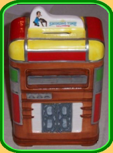 Shining Time Station Jukebox Bank by Schmid (1994)